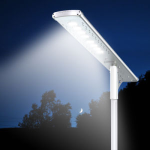 China Supplier 15W Solar LED Street Light with Professional Technical Support