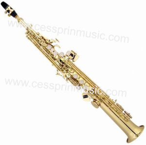 Soprano Saxophone /Straight Saxophone / Woodwinds /Cessprin Music (CPSS301) pictures & photos