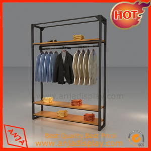Wooden Clothing Display Stand for Shops pictures & photos