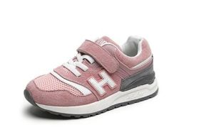 Pink Color Lovely Shoes for Girls (CH-008)
