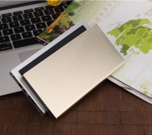 High Quality Mobile Slim Solar Power Bank 10000 mAh up Portable for Outdoor Use pictures & photos