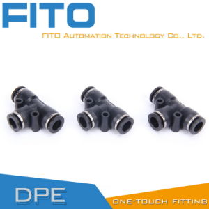 China Pneumatic Fittings (PB/PY/PC/PE/PLF Series push in fitting) pictures & photos