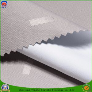 Home Textile Waterproof Flame Retardant Blackout Woven Polyester Fabric for Window Curtain pictures & photos