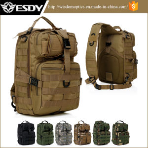 600d Waterproof Tactical Military Cross-Field Tote Bag Saddle Diagonal Bag pictures & photos
