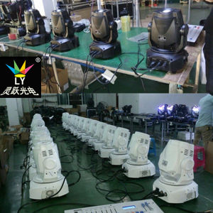 60W LED Moving Head Spot Gobo Light pictures & photos