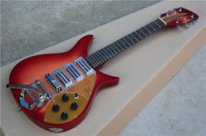 Hanhai Music/Red Ricken Style Electric Guitar with 527mm Scale Length pictures & photos
