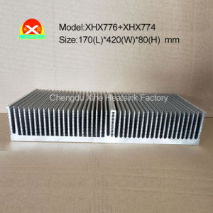 Welding Aluminium Profile Heat Sink