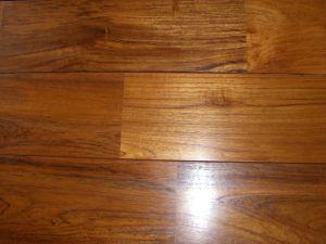 Oiled Golden Teak Solid Wood Flooring