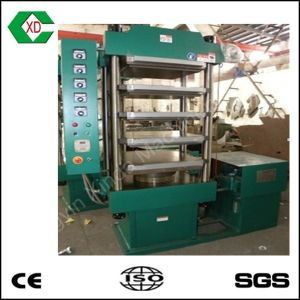 Rubber CE Approved Rubber Floor Tile Making Machine pictures & photos