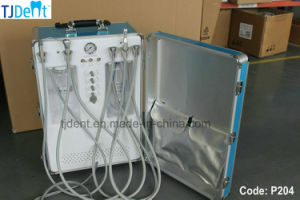Portable Luggage Case Type Dental Unit (P204) pictures & photos