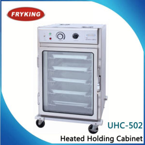 Hotel Restaurant Commercial Stainless Seel Warming Mobile Food Carts for Sale pictures & photos