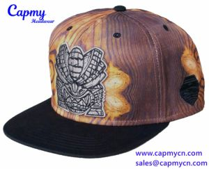 170befc47 3D Embroidery Logo Snapback Hats Bulk with Printing Patter