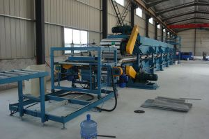 PU Continuous Sandwich Panel Machine (XMP)