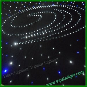 New Arrival 2*3m LED Star Cloth DMX Curtain Light