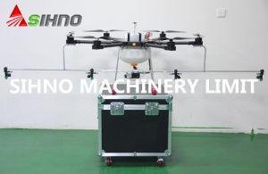 GPS Intelligent Aviation Plant Protection Machine 10L Agricultural Drone Sprayer Uav