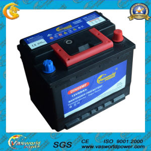 Good Price 12V68ah DIN Standard Maintenance Free Auto Battery pictures & photos