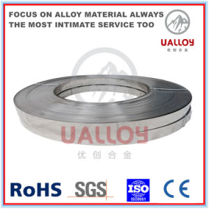 Nickel Alloy Ni70cr30 Resistance Strip pictures & photos