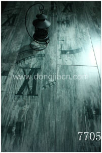 Roman Letter Laminate Flooring with High Abrasion 7705 pictures & photos