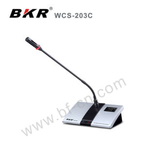 Wcs-20m/Wcs-203 Professional Wireless Hand-in-Hand Conference System pictures & photos