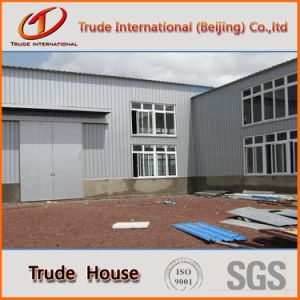 H Steel Structure Modular/Mobile/Prefab/Prefabricated Warehouse/Storage pictures & photos
