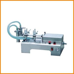 Liquid Piston Filler Table-Type