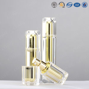 Plastic Airless Bottle for Cosmetics