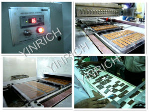 Chocolate Shell & Triple-Shot Moulding Line (QJ300) pictures & photos