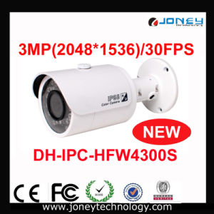 3MP Full HD Onvif Poe Dahua IP Camera pictures & photos