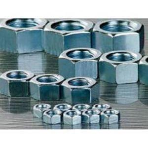 China Manufacturer Stainless Steel M38 Hex Nut with High Quality pictures & photos
