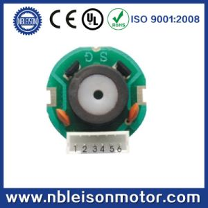 Two Channel Hall Magnetic Encoder for DC Gear Motor pictures & photos