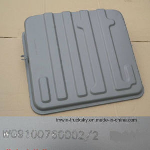 Sinotruck HOWO Spare Parts Battery Cover (WG9100760002) pictures & photos