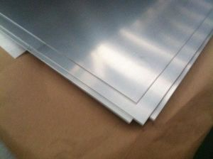 321 2b Finished Stainless Steel Sheet