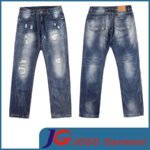 2015 Fashion Style Ripped and Broken Men Pants (JC 3336) pictures & photos