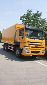 China Brand Sinotruk Cargo Truck/Van Truck with 6X4 Driving Type for 50tons
