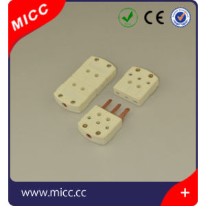 Micc-Mc-Cu/Standard Thermocouple Connectors pictures & photos