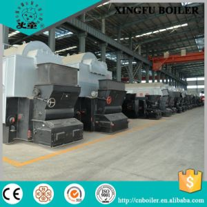 Dzl Series Chain Grate Coal Fired Hot Water Boiler From China pictures & photos