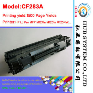 Brand New Toner Cartridge for HP CF283A (83A) ; Europe Version