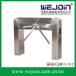 Smart Access Control Self-Check Security Tripod Turnstile pictures & photos