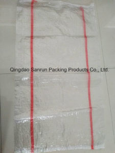 Transparent PP Woven Bag/PP Woven Sack pictures & photos