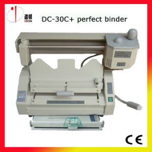 DC-30c+ Multi-Functional Glue Binder Machine