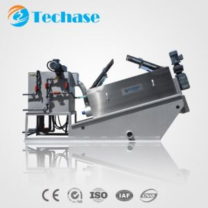 Dryer Sewage Treatment Machine for Animal Butcher Better Than Belt Press pictures & photos