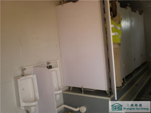 Customise Made Luxury VIP Mobile Portable Container Toilet (SHS-fp-ablution032) pictures & photos