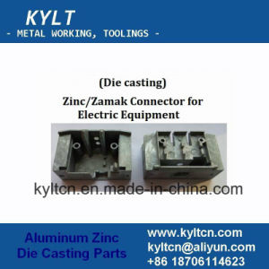 Zinc Die Casting Electronic Accessories