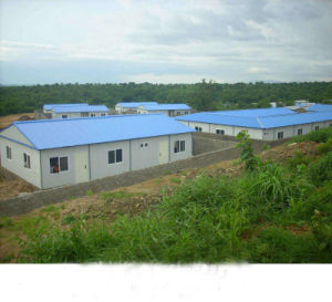 Mining Site Labor Use Modular Container House Prefab House pictures & photos