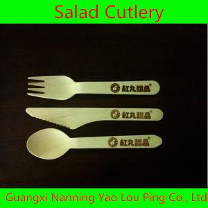 Wholesale Cheap Price Wooden/Plastic/Bamboo Yogurt Spoon Customized Logo  Spoon