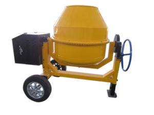 600 to 800 Liter Casted Gear Ring Concrete Mixer