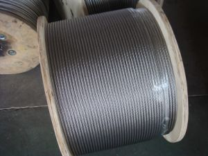 Stainless Steel Wire Rope (AISI304 / 316) Railing, Fence