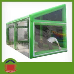 Factory Specialized Customerized Inflatable Tent pictures & photos