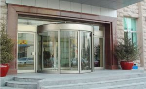 Luxury Automatic Curved Door System pictures & photos