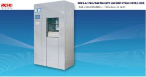 Fracationate Vacuum Steam Sterilizer